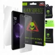 Folie Alien Surface HD Allview X4 Soul protectie ecran spate laterale + Alien Fiber Cadou