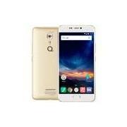 Quantum SKY 4G 64GB Dourado Smartphone OctaCore 4GB RAM Câmeras 13/16 MP Tela Full HD 5.5 Android 7.0 - Bateria 4010 mAh