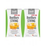 SlimJOY Bebida queima gorduras BootBurn STRONG Active 1000. Bebida com sabor a manga. 2x 15 saquetas para 1 mês.