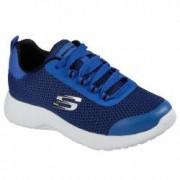 Pantofi sport copii Skechers Dynamight- Turbo dash albastru 34