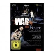 LA GUERRE ET LA PAIX (DVD)