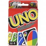 Mattel Games Uno Juego De Cartas Version en Italiano