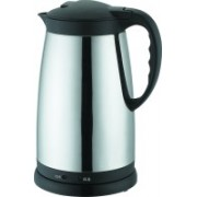 Deseo MX-18A Electric Kettle(1.8 L, Black & Silver)