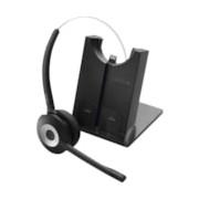Jabra Pro 935 MS Wireless Over-the-head Mono Headset - Black