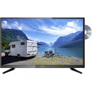 Reflexion LDD4088 LED-TV 100 cm 40 inch Energielabel: A (A+ - F) DVB-T2, DVB-C, DVB-S, Full HD, DVD-speler Zwart
