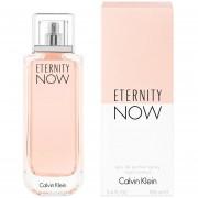 Perfume Para Dama Calvin Klein ETERNITY NOW Eau De Parfum 100 Ml.