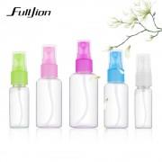 Fulljion 50/30/20ml Refillable Portable Mini Perfume Bottle &Traveler Spray Atomizer Empty Parfum Bottle Scent Pump Case Tools
