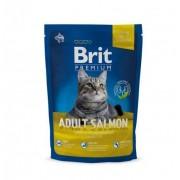 BRIT Premium Cat Adult Salmon (Gatos Adultos) 1,5kg