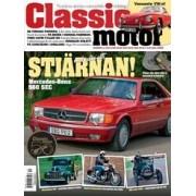 Tidningen Classic Motor 28 nummer