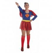 Disfraz de Super Heroina - Creaciones Llopis