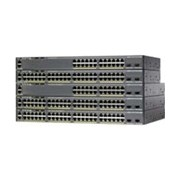 Cisco Catalyst 2960X-48FPD-L 48 Ports Manageable Ethernet Switch