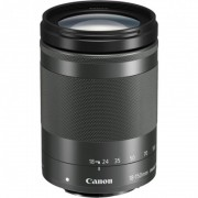 Canon EF-M 18-150mm F3.5-6.3 IS STM, Negru