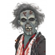 Decaying Zombie Full Over Head Mask
