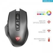 Безжична мишка TRUST GXT 140 Manx Rechargeable Wireless Mouse, 3000 DPI, LED подсветка, 21790