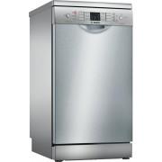 Maşină de spălat vase Model independent SuperSilence Bosch, 9 seturi, 6, 45cm, A++, Inox color,sps46ii07e