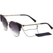 Tommy Hilfiger Cat-eye Sunglasses(Golden)
