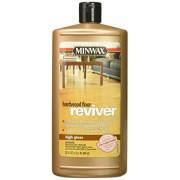 MINWAX 60950 32-Ounce High Gloss Reviver Hardwood Floor Restorer