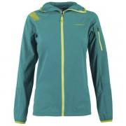 La Sportiva TX Light - Giacca con cappuccio arrampicata - donna - Emerald