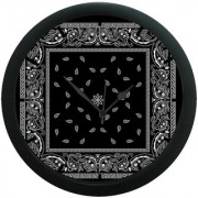 AE World Pattern 3D Wall Clock (With Glass)