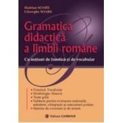 Gramatica didactica a limbii romane - Hadrian Soare Gheorghe Soare