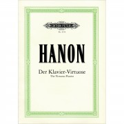 Edition Peters Hanon: Der Klavier-Virtuose