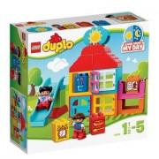 Lego Klocki konstrukcyjne DUPLO Mój Pierwszy Domek 10616