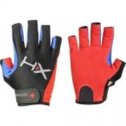 Harbinger Men's X3 Competition Open Finger Crossfit Fitness Handschoenen Red/Blue/Black - XL