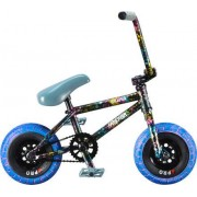 Rocker Mini BMX Cykel Rocker 3+ Freecoaster Crazy Main Splatter