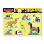 Melissa And Doug Melissa And Doug Pets Sound Puzzle Usa / Wood Puzzle / Wooden Parish / Melissa And Doug Butterfly Agents Other World