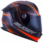 Suomy SR-Sport Carbon Matt Red Casco Carbono Mate XS (53/54)