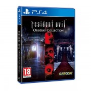Resident Evil Origins Collection PS4 Game