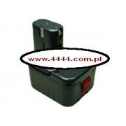 Bateria Hitachi EB1220BL 1500mAh 18Wh NiCd 12.0V