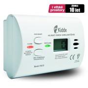 Detektor CO s alarmem Kidde 7DCO (čidlo úniku plynu)