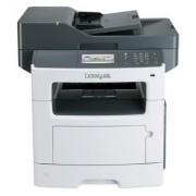Multifunctional Lexmark MX517DE, laser alb-negru, Fax, A4, 42 ppm, Duplex, RADF, Retea (Alb)