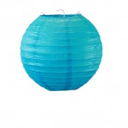 SkyLantern® Original Boule papier 20 cm Turquoise