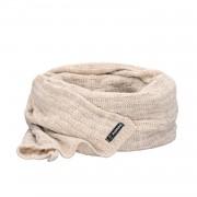 Zimowy szalik damski PaMaMi - Beżowy