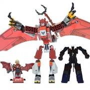 KRE-O Transformers Ripclaw Strike (A2201) - Plus a Mystery Transformer Power Attacker