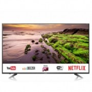 "Sharp Lc60ui7652e Televisor 60"" Led Smart Tv 4k-Uhd Conexiones Usb, Wifi"