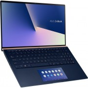 "Asus Zenbook Ux534FTC 10th gen Notebook Intel i7-10510U 1.8GHz 16GB 1TB 15.6"" UHD GTX 1650 4GB BT Win 10 Pro"