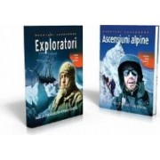 Pacher Aventuri legendare Ascensiuni alpine + Exploratori