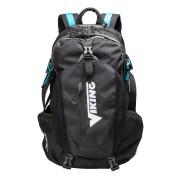 Viking - Backpack Black/White/Blue - Rugtas