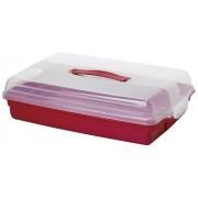 Kutija za tortu sa poslužavnikom pravougaona CU 00415-472 – Curver