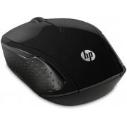 HP Ratón HP X200 (Óptico - 1000 dpi)