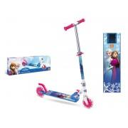 Trotineta copii 2 roti Frozen Elsa