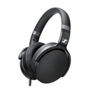 Auscultadores SENNHEISER On-ear, 22000 Hz,120 dB, Jack 6,3 mm SENNHHD4.30GBKG