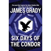 Six Days of the Condor, Paperback