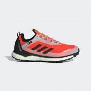 Кроссовки для трейлраннинга Terrex Agravic Flow GORE-TEX adidas Performance Красный 39