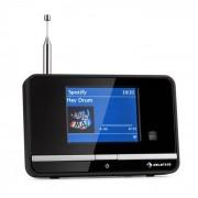 "Auna iAdapt 320 Adaptateur radio Internet WiFi DAB/DAB+ FM écran TFT 3,2"" -noir"