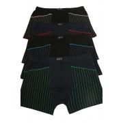 Stripes KAPO boxers MultiPack 4ks M MIX