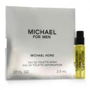 Michael Kors Vial (Sample) 0.07 oz / 2 mL Men's Fragrance 429341